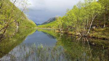 Jøndalen i Vågå. Foto: Mona Sveen