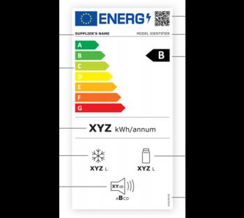 Energietikett_kjoleskap